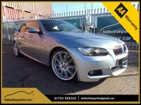 USED 2009 09 BMW 3 SERIES 2.5 330I M SPORT HIGHLINE 2d AUTO 269 BHP WIDE SCREEN NAV 55,000 MILES PART EXCHANGE AVAILABLE / ALL CARDS / FINANCE AVAILABLE