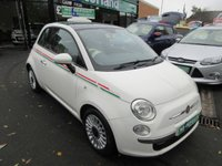 USED 2012 12 FIAT 500 0.9 LOUNGE 3d 85 BHP ** 01543 379066 ** JUST ARRIVED **
