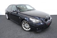 2010 BMW 5 SERIES 2.0 520D M SPORT BUSINESS EDITION 4d AUTO 175 BHP £9444.00