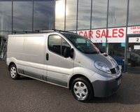2011 RENAULT TRAFIC 2.0 LL29 DCI S/R 1d 115 BHP £5815.00