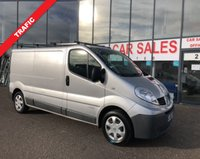 USED 2011 61 RENAULT TRAFIC 2.0 LL29 DCI S/R 1d 115 BHP NO DEPOSIT AVAILABLE, DRIVE AWAY TODAY!!
