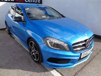2012 MERCEDES-BENZ A CLASS 1.8 A200 CDI BLUEEFFICIENCY AMG SPORT 5d 136 BHP £11575.00