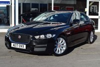 USED 2017 17 JAGUAR XE 2.0 PRESTIGE 4d 161 BHP FINANCE TODAY WITH NO DEPOSIT