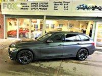 2014 BMW 3 SERIES 2.0 320D SPORT TOURING 5d AUTO 181 BHP £13595.00