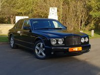 USED 2007 07 BENTLEY ARNAGE 6.8 T 4d AUTO 501 BHP FSH HUGE SPEC LOW MILES VGC