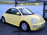 USED 2000 X VOLKSWAGEN BEETLE 1.6 8V 3d 101 BHP * MOT AUGUST  2019 - P/X TO CLEAR *