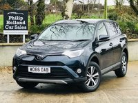 2017 TOYOTA RAV4 2.0 D-4D BUSINESS EDITION PLUS TSS 5d 143 BHP £16495.00