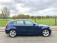 USED 2010 N BMW 1 SERIES 2.0 116I SPORT 5d AUTO 121 BHP
