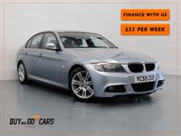 USED 2009 59 BMW 3 SERIES 2.0 318D M SPORT 4d AUTO 141 BHP Finance Available In House