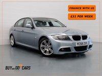 2009 BMW 3 SERIES 2.0 318D M SPORT 4d AUTO 141 BHP £5983.00