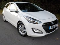 2015 HYUNDAI I30 1.4 ACTIVE 5d 98 BHP £SOLD