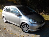 2007 HONDA JAZZ 1.3 DSI SE 5d AUTO 82 BHP £3750.00