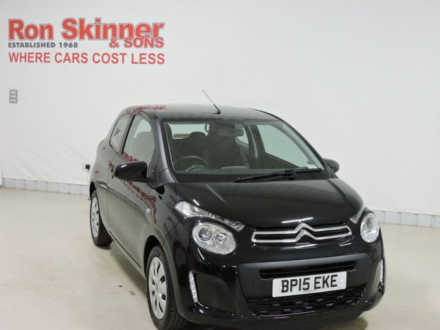 View our 2015 15 CITROEN C1 1.0 FEEL 3d 68 BHP