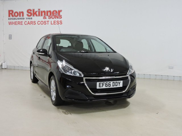 View our 2016 66 PEUGEOT 208 1.2 PURETECH ACTIVE 5d 82 BHP