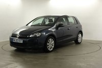 2010 VOLKSWAGEN GOLF 1.6 MATCH TDI 5d 103 BHP £SOLD