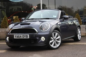 View our MINI MINI ROADSTER