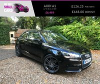 USED 2012 12 AUDI A1 1.6 TDI SE 3d 103 BHP 2 OWNERS SERVICE HISTORY FREE TAX HEATED SEATS SAT NAV READY S LINE ALLOYS