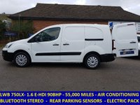 2014 CITROEN BERLINGO 3 SEAT 750LX L2 LWB AIRDREAM WITH HISTORY £6695.00