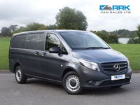 USED 2018 18 MERCEDES-BENZ VITO 1.6 111 CDI LONG 1d 114 BHP Stunning Van Huge Specification !