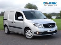 USED 2017 17 MERCEDES-BENZ CITAN 1.5 109 CDI BLUEEFFICIENCY LONG 1d 90 BHP  Stunning Low Mileage One Owner Van Huge Specification