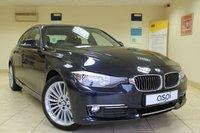 2013 BMW 3 SERIES 2.0 320D LUXURY 4d STEP AUTO 184 BHP SALOON