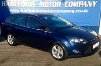 USED 2012 61 FORD FOCUS 1.6 ZETEC 5d AUTO 124 BHP FULL FORD SERVICE HISTORY PLUS AUTOMATIC GEAR BOX