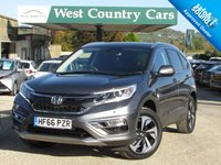 USED 2016 66 HONDA CR-V 1.6 I-DTEC SR 5d AUTO 158 BHP High Specification Family SUV