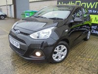 USED 2016 65 HYUNDAI I10 1.2 SE 5d 86 BHP Excellent City Car, Still Under Manufacturer's Warranty, £99 Deposit, £99 a month on PCP Agreement