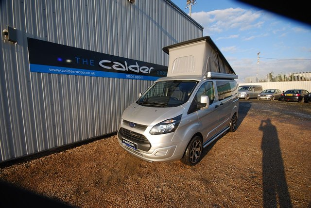 USED 2016 66 FORD TRANSIT CUSTOM 2.2 124 BHP 2 BERTH CAMPERVAN, AWNING  -  EVERY CONVERTED CAMPERVAN COMES WITH OUR 3 YEAR MECHANICAL AND INTERIOR WARRANTY