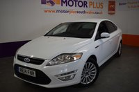 USED 2014 14 FORD MONDEO 1.6 ZETEC BUSINESS EDITION TDCI 5d 114 BHP