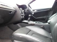 USED 2014 14 AUDI A4 2.0 TDI Black Edition (s/s) 4dr 1 OWNER+FULL MOT+VALUE