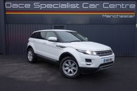 USED 2012 12 LAND ROVER RANGE ROVER EVOQUE 2.2 SD4 PURE TECH 5DR AUTOMATIC 190 BHP Full Service History  FINISHED IN A STUNNING FUJI WHITE + LAND ROVER SERVICE HISTORY + HEATED LEATHER SEATS + SAT NAVIGATION + PARKING SENSOR + BLUETOOTH + CRUISE CONTROL + CLIMATE CONTROL + DAB RADIO + 18 INCH ALLOY WHEELS