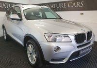2011 BMW X3 2.0 XDRIVE20D SE 5d AUTO 181 BHP £SOLD