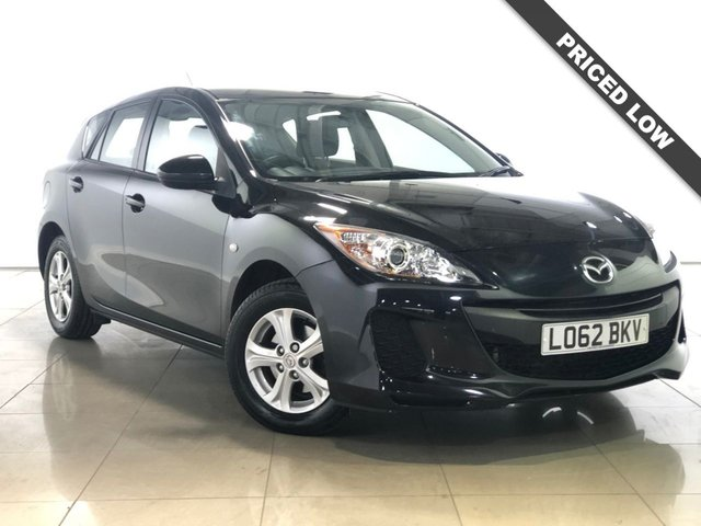 View our 2012 62 MAZDA 3 1.6 TS 5d AUTO 103 BHP