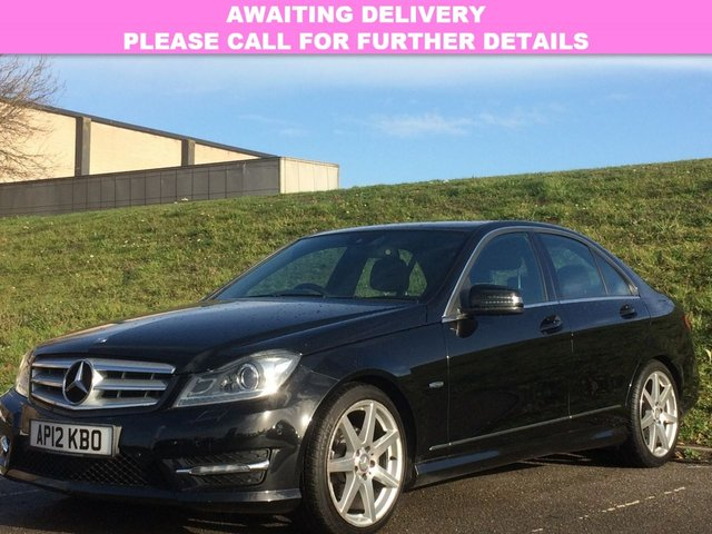 View our 2012 12 MERCEDES-BENZ C CLASS 2.1 C220 CDI BLUEEFFICIENCY SPORT 4d AUTO 168 BHP