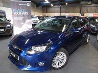 2014 FORD FOCUS 1.6 ZETEC S TDCI 5d 113 BHP £6290.00