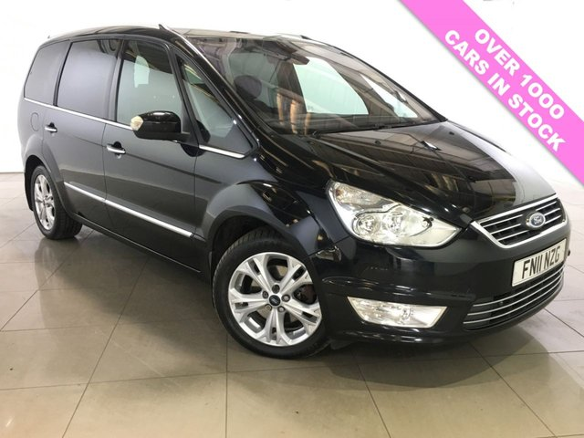 View our 2011 11 FORD GALAXY 2.0 TITANIUM X TDCI 5d AUTO 163 BHP