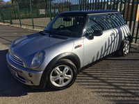 2005 MINI HATCH COOPER 1.6 COOPER 3d 114 BHP ALLOYS A/C BLUETOOTH MOT 10/19 £1690.00