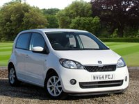 USED 2014 64 SKODA CITIGO 1.0 ELEGANCE GREENTECH 5d 74 BHP Just passed your test? This is the car for you!!!