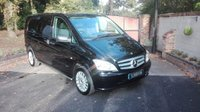 USED 2014 14 MERCEDES-BENZ VITO 2.1 116 CDI AUTO SWB COMPACT Satellite Navigation, Air Conditioning, Automatic