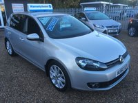 USED 2010 60 VOLKSWAGEN GOLF 2.0 GT TDI DSG 5d AUTO 138 BHP FULLY AA INSPECTED - FINANCE AVAILABLE