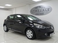 2013 RENAULT CLIO 0.9 DYNAMIQUE MEDIANAV ENERGY TCE ECO2 S/S 5d 90 BHP £5690.00