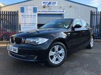 USED 2008 58 BMW 1 SERIES 2.0 120D SE 5d AUTO 175 BHP