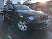 USED 2008 58 BMW 1 SERIES 2.0 120D SE 5d AUTO 175 BHP
