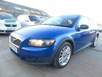 2007 VOLVO C30 1.6 S VERY CLEAN FULL SERVICE MUST SEE £2100.00
