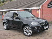 2007 BMW X5 3.0 D M SPORT (£5,375 OF EXTRAS) 5dr AUTO £9990.00