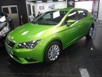 2015 SEAT LEON 1.6 TDI SE TECHNOLOGY DSG 5d AUTO 110 BHP £10490.00