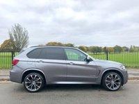 USED 2018 67 BMW X5 3.0 XDRIVE40D M SPORT 5d AUTO 309 BHP