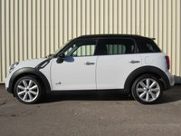 USED 2010 10 MINI COUNTRYMAN 1.6 COOPER S ALL4 5d 184 BHP