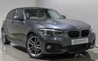 USED 2015 65 BMW 1 SERIES 1.5 118I M SPORT 5d 134 BHP